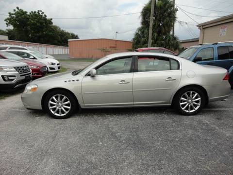 2006 Buick Lucerne for sale at Metro Auto of Orlando in Ocoee FL