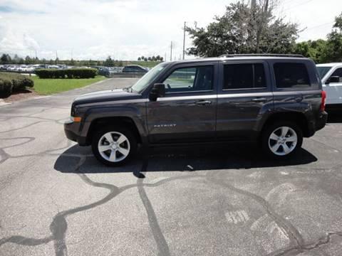 2016 Jeep Patriot for sale at Metro Auto of Orlando in Ocoee FL
