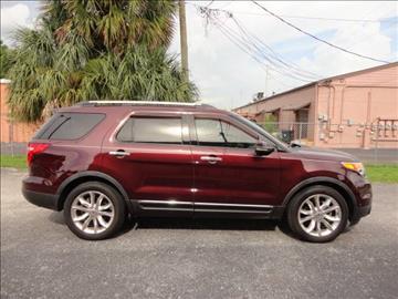 2011 Ford Explorer for sale at Metro Auto of Orlando in Ocoee FL