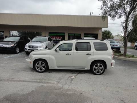 2007 Chevrolet HHR for sale at Metro Auto of Orlando in Ocoee FL
