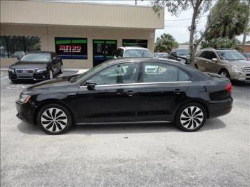 2013 Volkswagen Jetta for sale at Metro Auto of Orlando in Ocoee FL