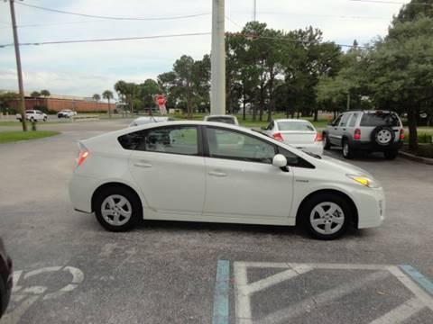 2011 Toyota Prius for sale at Metro Auto of Orlando in Ocoee FL