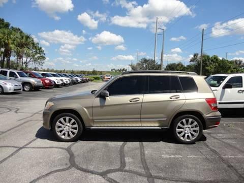 2010 Mercedes-Benz GLK for sale at Metro Auto of Orlando in Ocoee FL