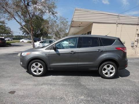 2014 Ford Escape for sale at Metro Auto of Orlando in Ocoee FL