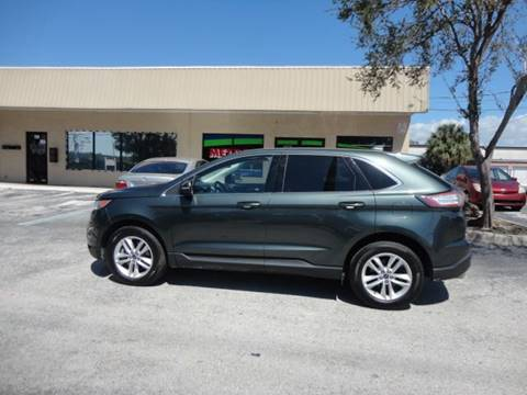 2015 Ford Edge for sale at Metro Auto of Orlando in Ocoee FL