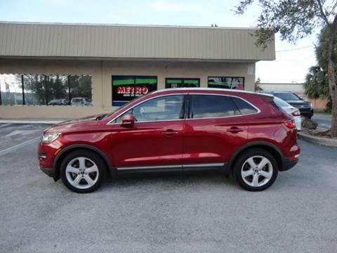 2015 Lincoln MKC for sale in Ocoee, FL