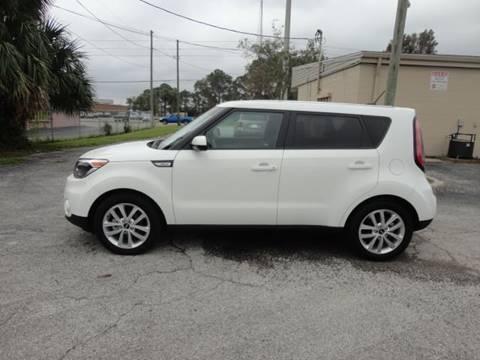 2017 Kia Soul for sale at Metro Auto of Orlando in Ocoee FL