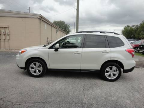 2015 Subaru Forester for sale in Ocoee, FL