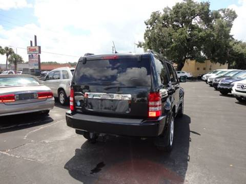 2012 Jeep Liberty for sale in Wildwood, FL