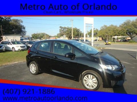 2015 Honda Fit for sale in Wildwood, FL
