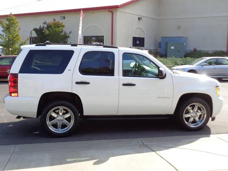 2007 Chevrolet Tahoe LT 4dr SUV - Vacaville CA