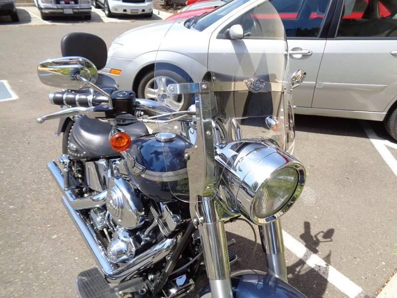 2003 Harley-Davidson Fatboy Anniversary - Vacaville CA