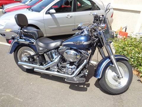2003 Harley-Davidson Fatboy