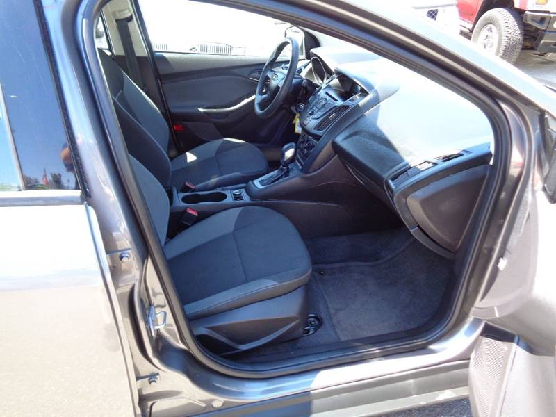 2014 Ford Focus S 4dr Sedan - Vacaville CA