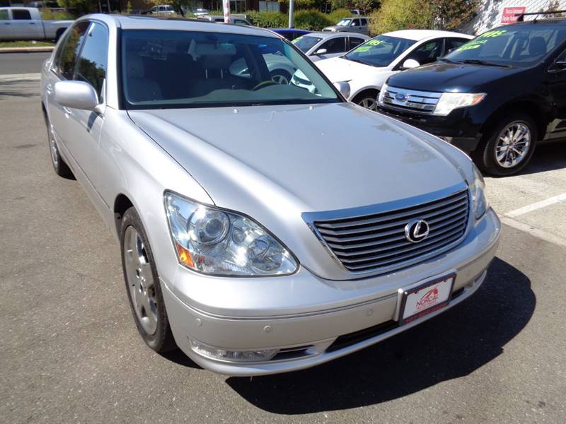 2005 Lexus LS 430 For Sale At NorCal Auto Mart In Vacaville CA