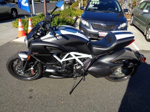 2015 Ducati Diavel Carbon for sale in Vacaville, CA