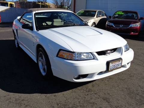Used 1999 Ford Mustang For Sale In Charleston Sc