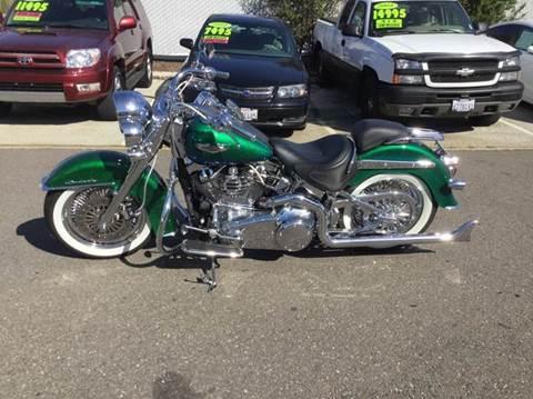 2007 Harley-Davidson Softtail DELUXE -FLSTN