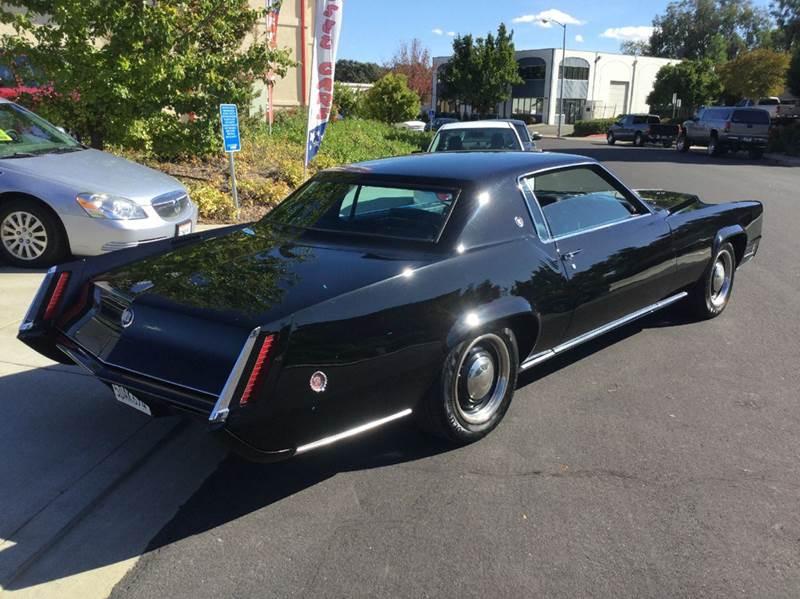 1967 Cadillac Eldorado Automobil Bildideen