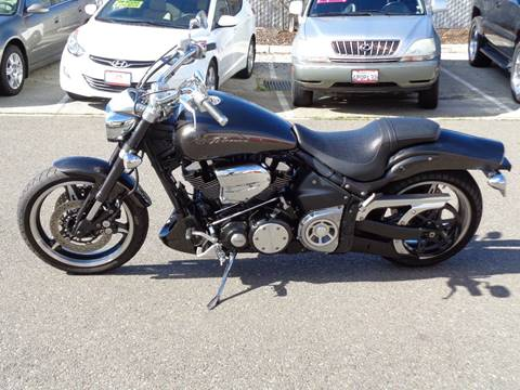 2002 Suzuki Road Star Warrior