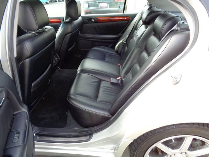2004 Lexus GS 430 4dr Sedan - Vacaville CA