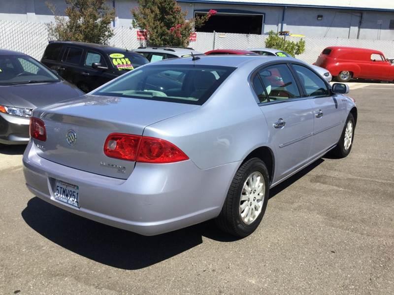2006 Buick Lucerne CX 4dr Sedan - Vacaville CA