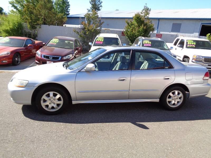 2002 Honda Accord SE 4dr Sedan - Vacaville CA