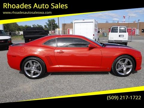 Coupe For Sale In Spokane Valley Wa Rhoades Auto Sales