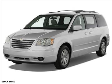 2007 Chrysler Town and Country for sale in Fostoria, OH