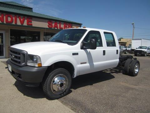 2004 Ford F-450 Super Duty for sale in Glendive, MT