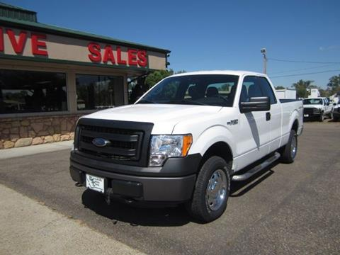 2013 Ford F-150 for sale in Glendive, MT