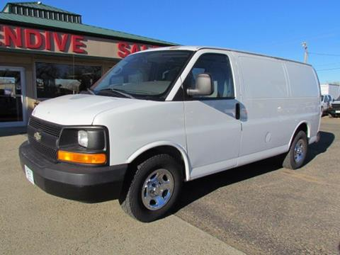 2004 Chevrolet Express Cargo for sale in Glendive, MT