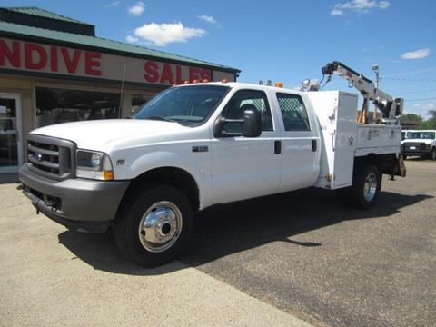 2004 Ford F-550 for sale in Glendive, MT