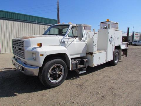 1992 Ford F-700 for sale in Glendive, MT