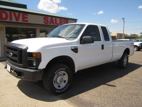2008 Ford F-250 Super Duty for sale in Glendive, MT