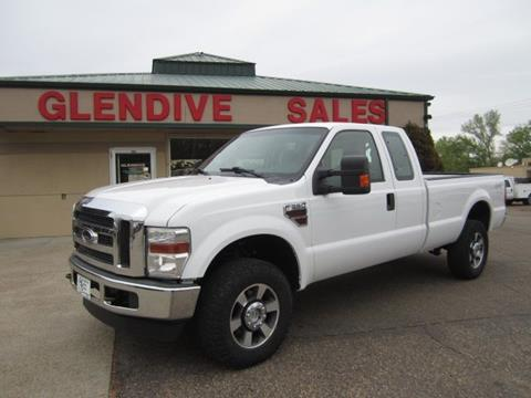 2008 Ford F-350 Super Duty for sale in Glendive, MT