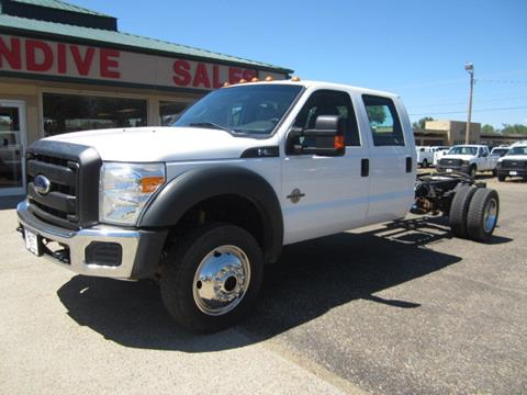 2012 Ford F-550 for sale in Glendive, MT