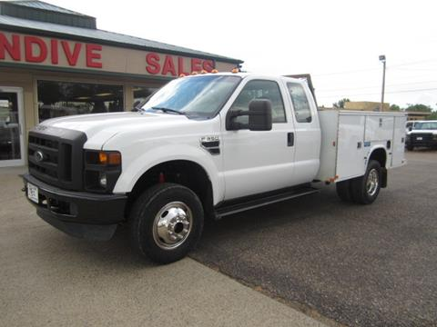 2009 Ford F-350 Super Duty for sale in Glendive, MT