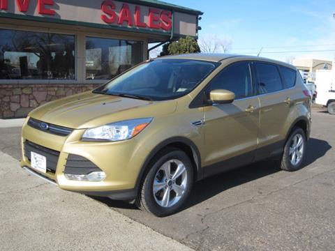 2015 Ford Escape for sale in Glendive, MT