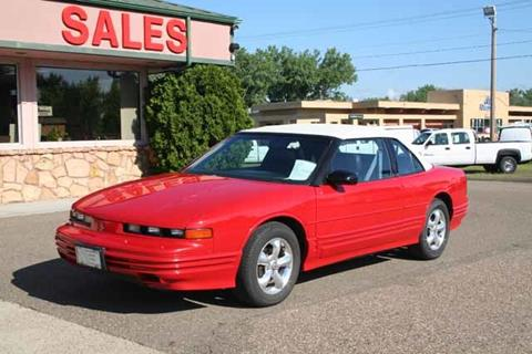 1992 Oldsmobile Cutlass Supreme For Sale In Glendive MT