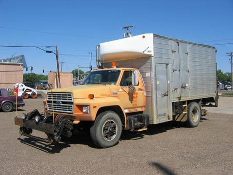 1989 Ford F-700 for sale in Glendive, MT