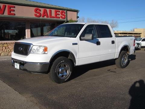 2007 Ford F-150 for sale in Glendive, MT