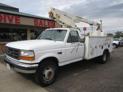 1997 Ford F-450 for sale in Glendive, MT