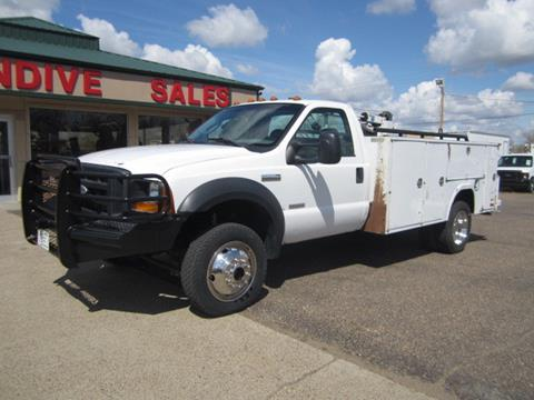 2006 Ford F-550 for sale in Glendive, MT
