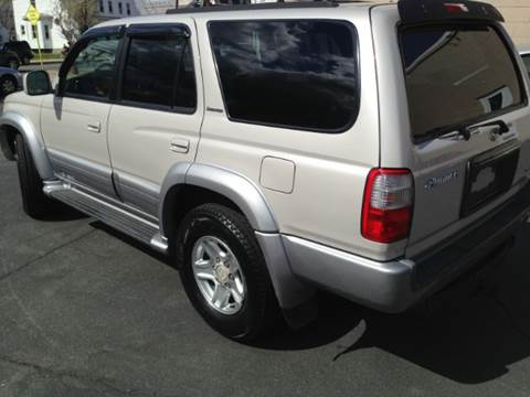 2000 Toyota 4Runner Limited 4dr 4WD SUV In Norwood MA   Rouhana Auto Sales