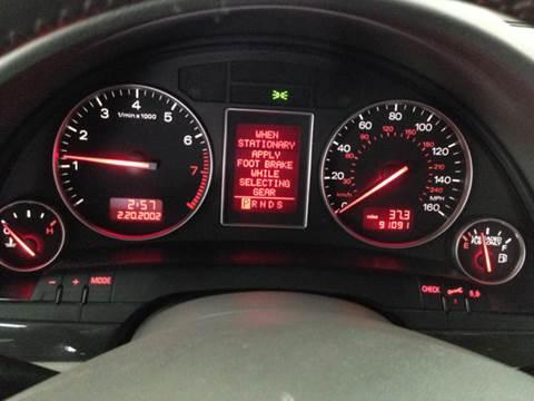2003 Audi A4 1 8T quattro AWD 4dr Sedan In Norwood MA