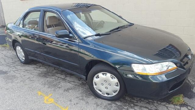 1998 Honda Accord LX 4dr Sedan   Norwood MA