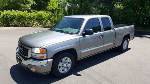 2006 GMC Sierra 1500 for sale in Norwood, MA