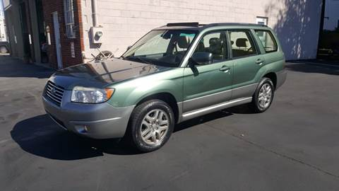 2007 Subaru Forester for sale in Norwood, MA