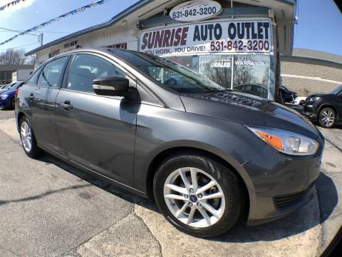Sunrise Auto Outlet >> Ford Focus For Sale In Amityville Ny Sunrise Auto Outlet